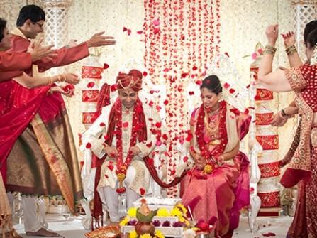 Những phong tục đám cưới độc đáo