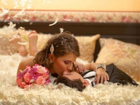 Bí quyết cho đêm tân hôn ngọt ngào