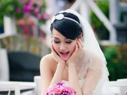 Bí quyết để có nụ cười đẹp khi chụp ảnh cưới