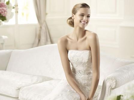 Váy cưới cho cô dâu Xử Nữ