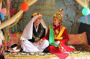 Nghi lễ cưới hỏi của người Chăm