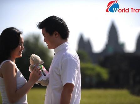 Ưu điểm của đám cưới kết hợp du lịch