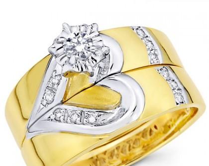 Kinh nghiệm chọn mua nhẫn cưới
