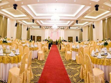 Tiệc cưới hoàn hảo dành cho bạn tại Saphire