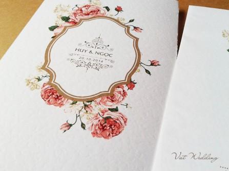 Thiệp Cưới Việt miễn phí thiết kế thiệp cưới