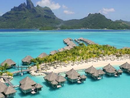 Hòn đảo trong mơ Bora Bora