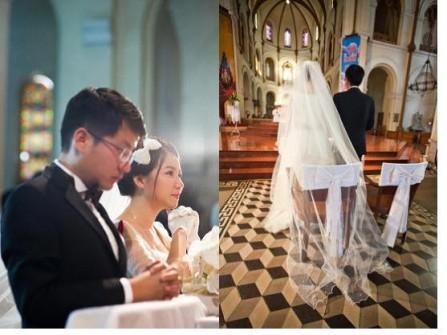 Nghi thức cưới theo tôn giáo