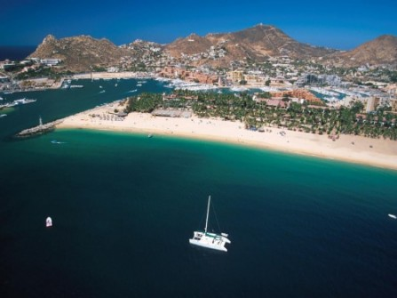 Du ngoạn vịnh Cabo San Lucas