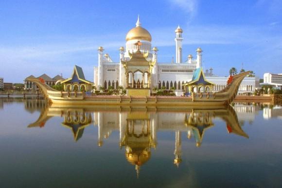 Hoàng cung Istana Nurul Iman