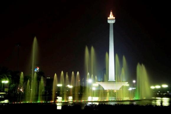 Trăng mật nhộn nhịp ở Jakarta