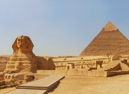 Du ngoạn ở vùng đất huyền bí Ai Cập