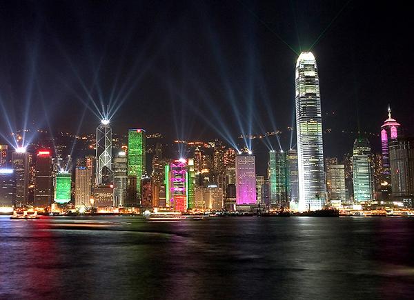 Trăng mật kết hợp mua sắm ở Hongkong