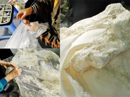 May váy cưới ở đâu?
