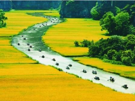 Non nước Ninh Bình, hành trình trăng mật lạ lẫm