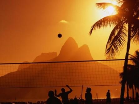 Trăng mật rộn ràng ở Rio De Janeiro