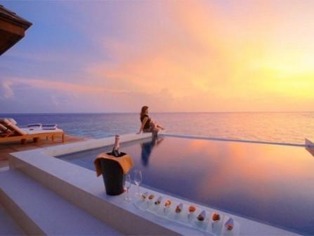 Trăng mật tại đảo quốc xinh tươi Maldives