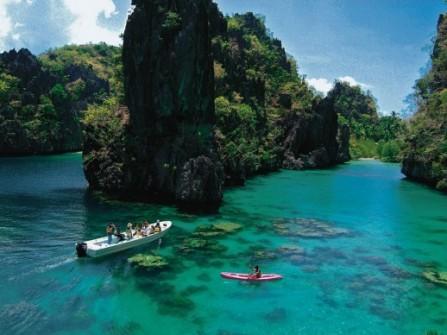 Trải nghiệm du lịch xanh tại đảo Palawan