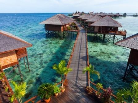 Trăng mật phiêu lưu ở Sabah