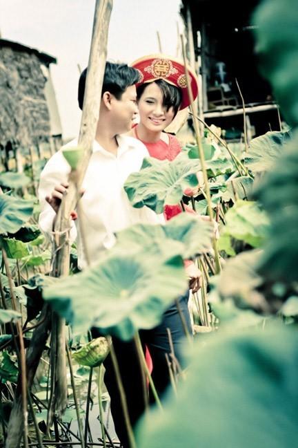 Địa điểm chụp hình cưới miền Tây Nam Bộ