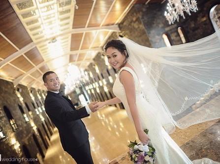 Địa điểm chụp hình cưới tại lâu đài Long Island