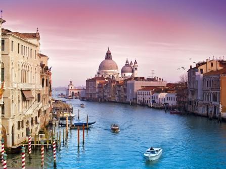 Tuần trăng mật lãng mạn ở Venice