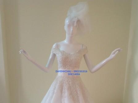 Áo cưới Dạ Minh Châu