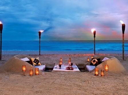 The Sailing Bay Beach Resort: Sự xa xỉ từ giản dị