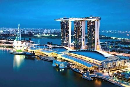 Trăng mật đáng nhớ tại Singapore