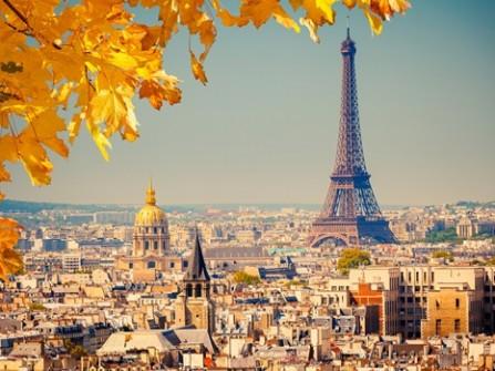 Trăng mật ở thành phố tình yêu Paris