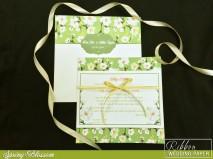 Ribbon Wedding Paper