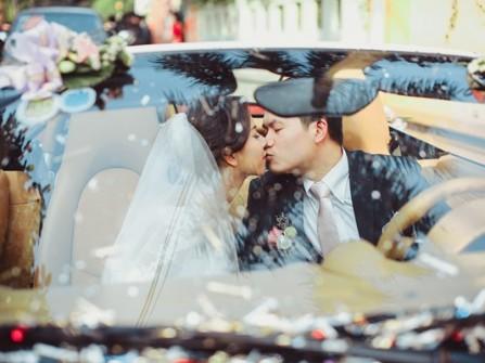 Khúc hoan ca - Real wedding