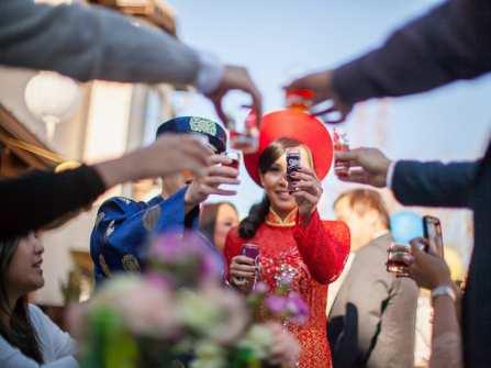 Tại sao đám cưới lại kiêng kỵ phụ nữ có thai tham dự?