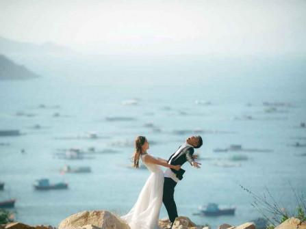 Địa điểm chụp ảnh cưới: Đảo Bình Ba