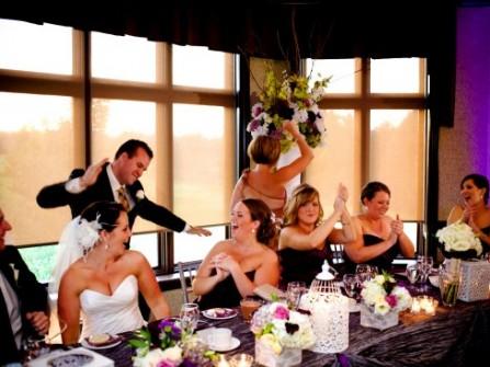 8 loại thực phẩm tốt cho cô dâu trong đám cưới