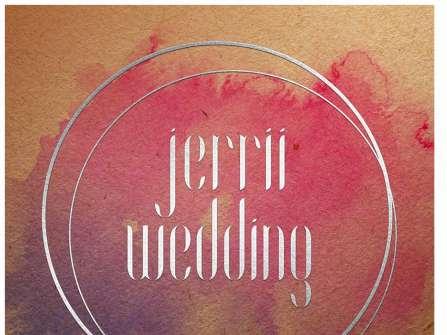 Thiệp cưới Jerrii Vũng Tàu