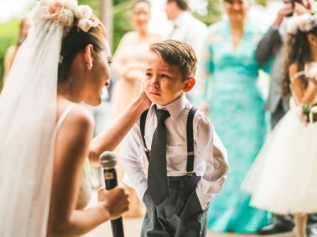 Những vị khách mời không mong muốn trong đám cưới