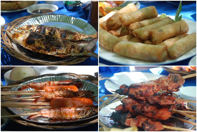 Thưởng thức bữa tiệc BBQ hải sản tươi ngon