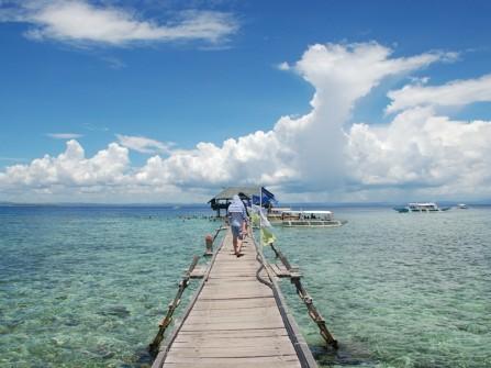 Địa điểm trăng mật: Đảo Cebu, Philippines