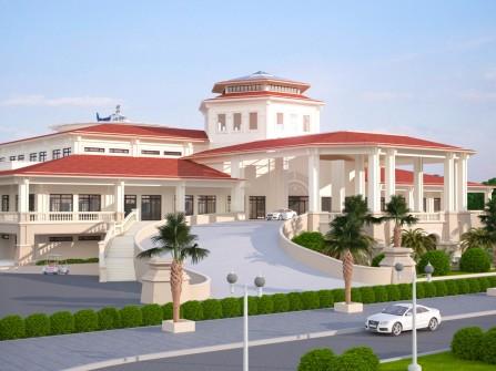 Khánh thành trung tâm hội nghị tiệc cưới Him Lam Palace