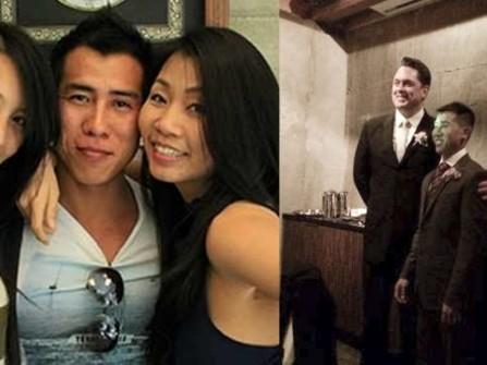 Quang Huy - Nam ca sĩ Việt đầu tiên kết hôn đồng tính