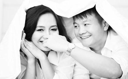 Bộ ảnh cưới đẹp lung linh của Văn Quyến - Thanh Hằng