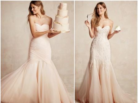BST váy cưới lãng mạn của Monique Lhuillier