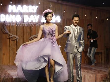 Đến MarryWedding Day 2014 để cập nhật xu hướng mới