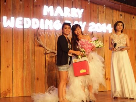 MarryWedding Day 2014 - Sôi động không ngừng nghỉ