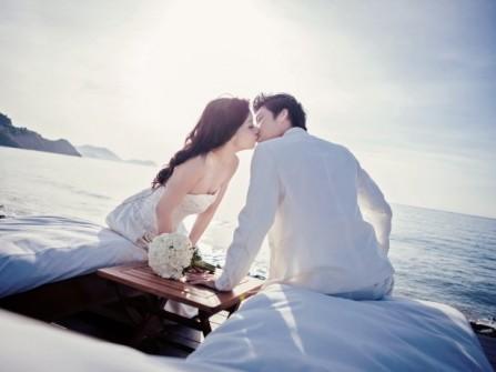 Thi ảnh cưới cùng Doji nhận giải thưởng hấp dẫn