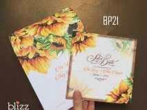 Thiệp cưới Blizz