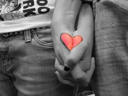 Hai nửa yêu thương!