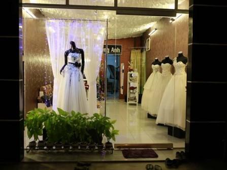 Áo cưới Phương Anh