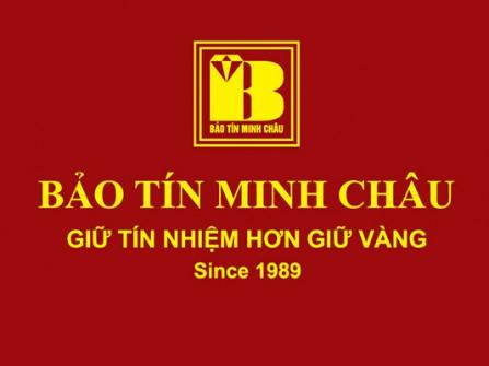 Công ty TNHH Vàng Bạc Đá Quý Bảo Tín Minh Châu