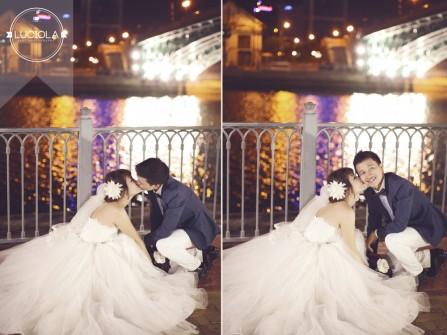 Địa điểm chụp ảnh cưới: Cầu Móng, Sài Gòn